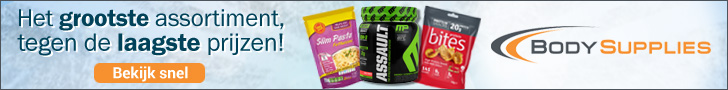 Supplementen body supplies banner