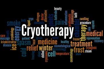 Cryotherapie