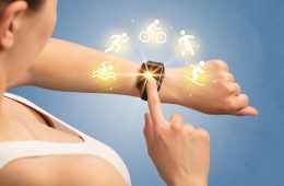 Triathlon smartwatch