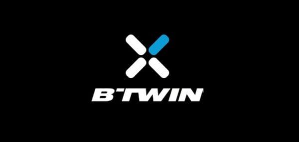 B'TWIN fietsen logo
