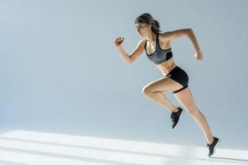Snelheid hardlopen verbeteren