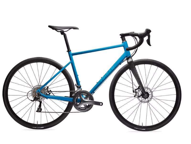 Triban RC 500 blauw