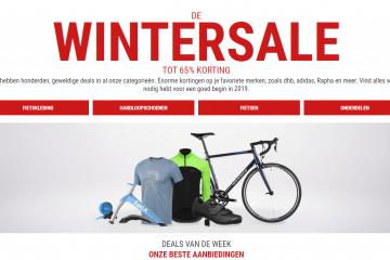 Wiggle Wintersale 2019