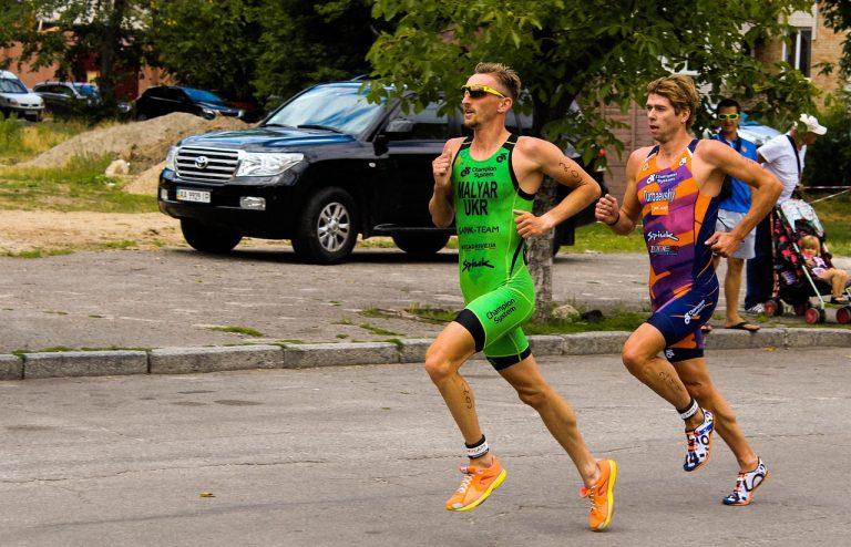 triathlon schoenen van het merk Zoot