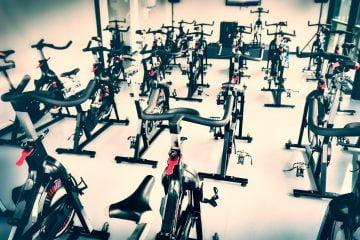 spinningfietsen voor triatleten