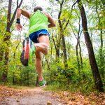 de juiste voetlanding met hardlopen