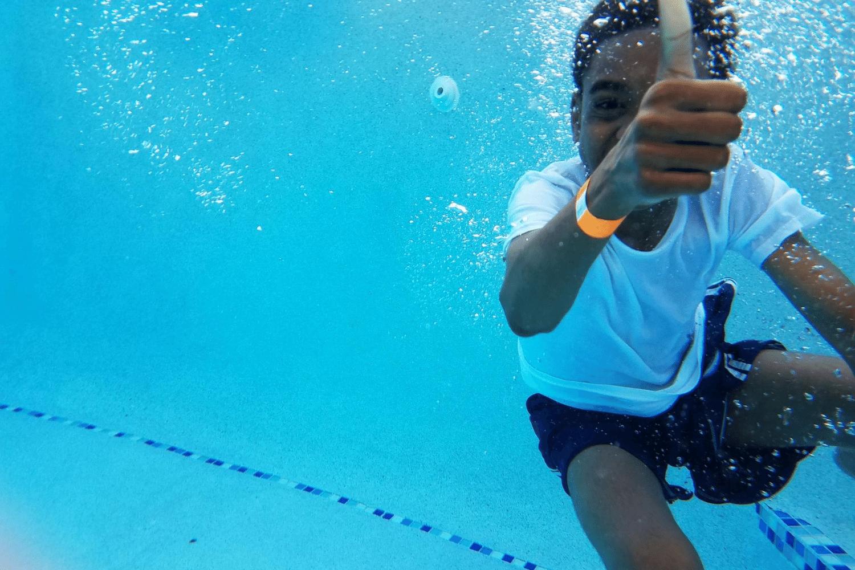 Triathlon voor kinderen