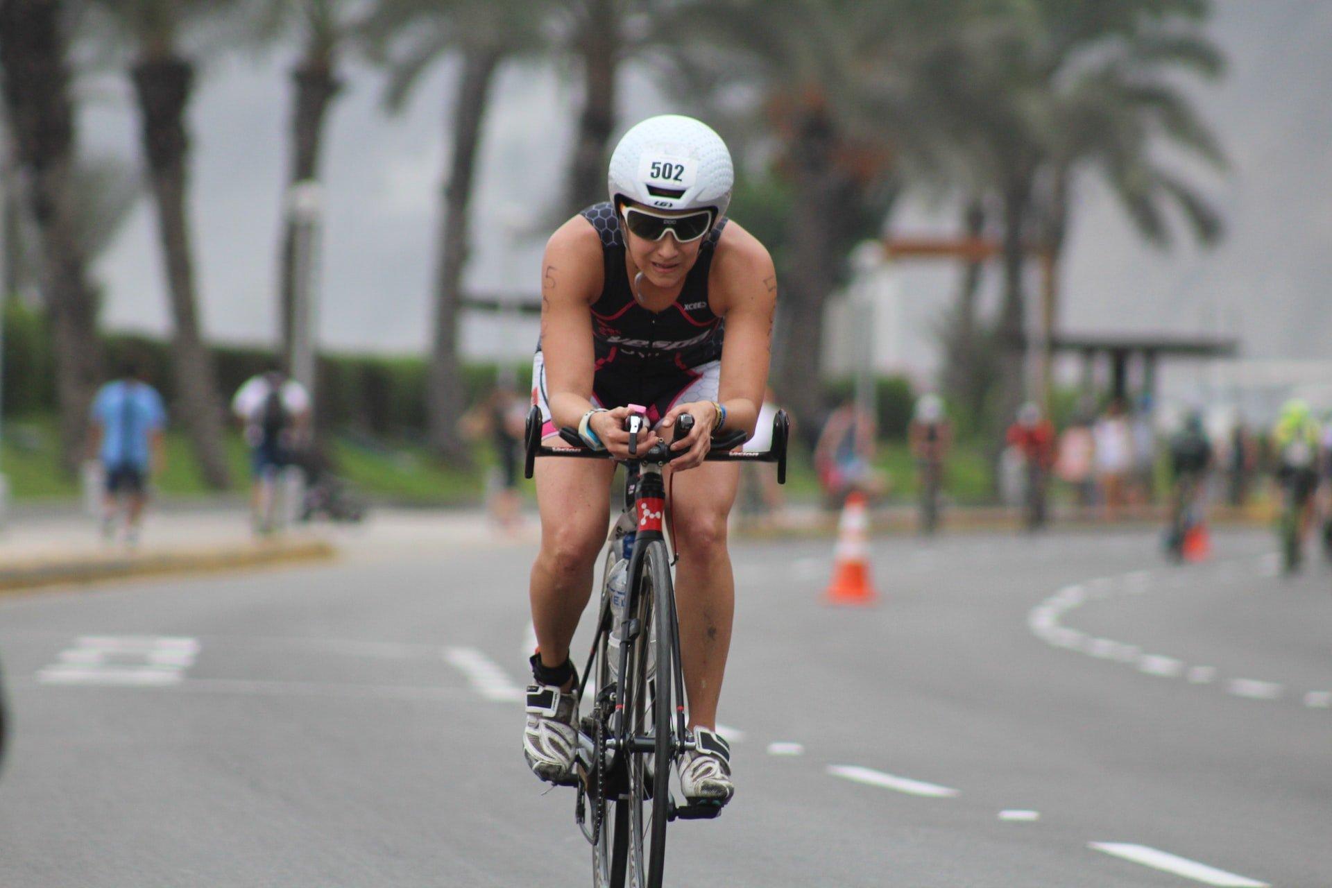 Triathlonwedstrijden live kijken