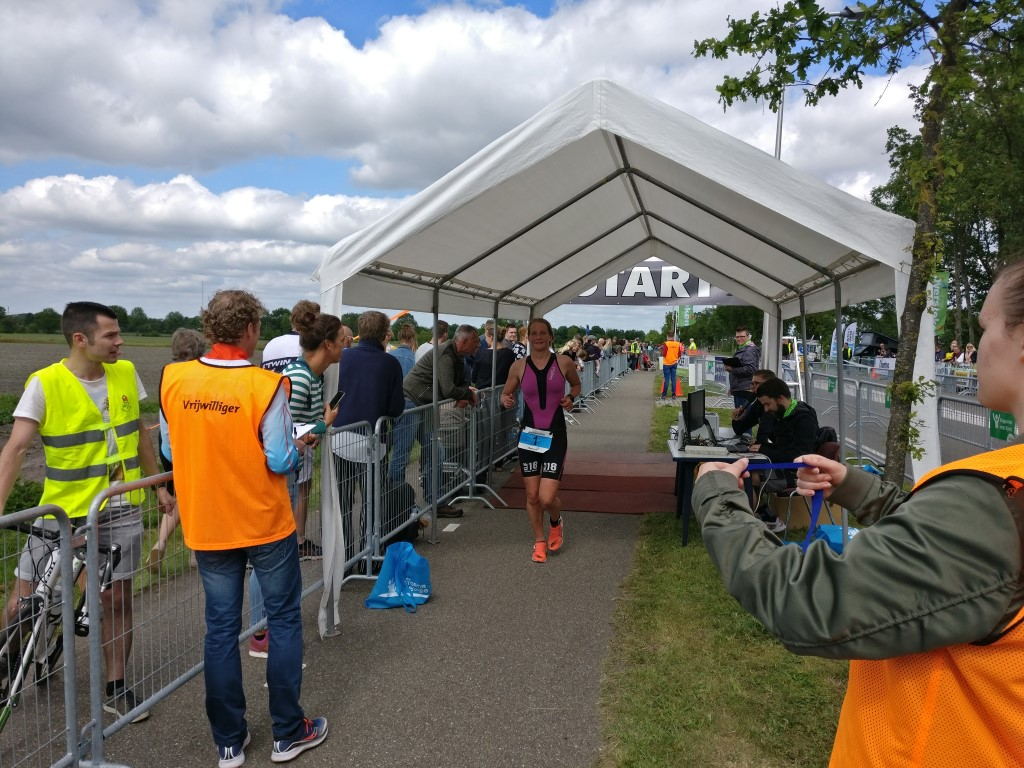 Persbericht Triathlon Staphorst
