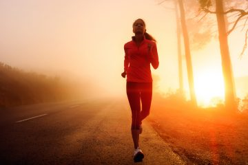 triathlon tijdens de menstruatie