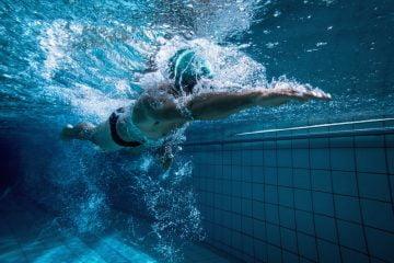 Zwemsnelheid