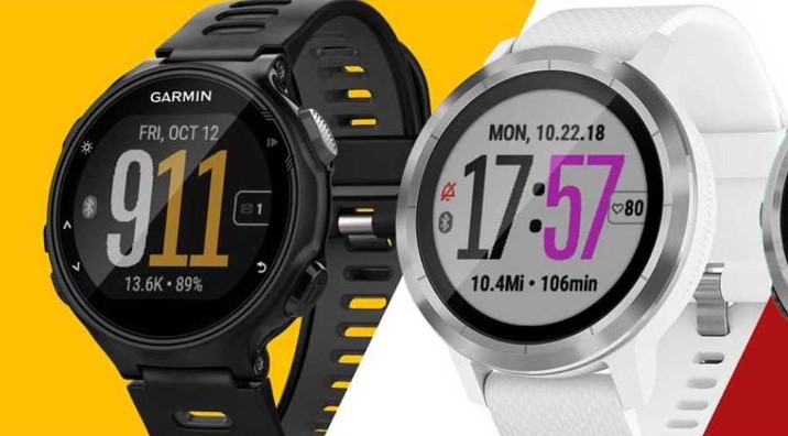 Garmin Watch Faces