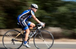 Vrouwen fiets verschil mannen racefiets