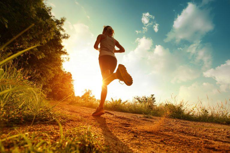 Twee keer hardlopen op één dag