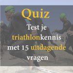 Triathlon Quiz