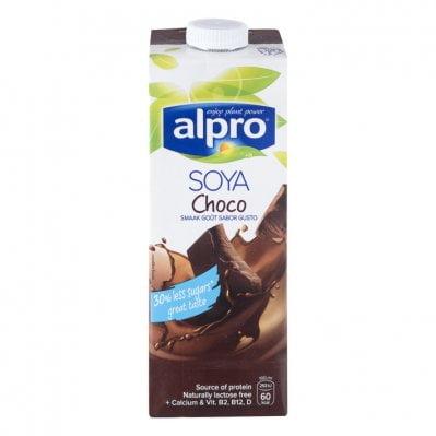 alpro soja chocolade