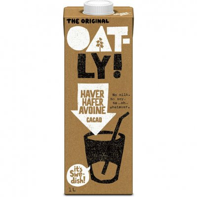 oatly haver cacao