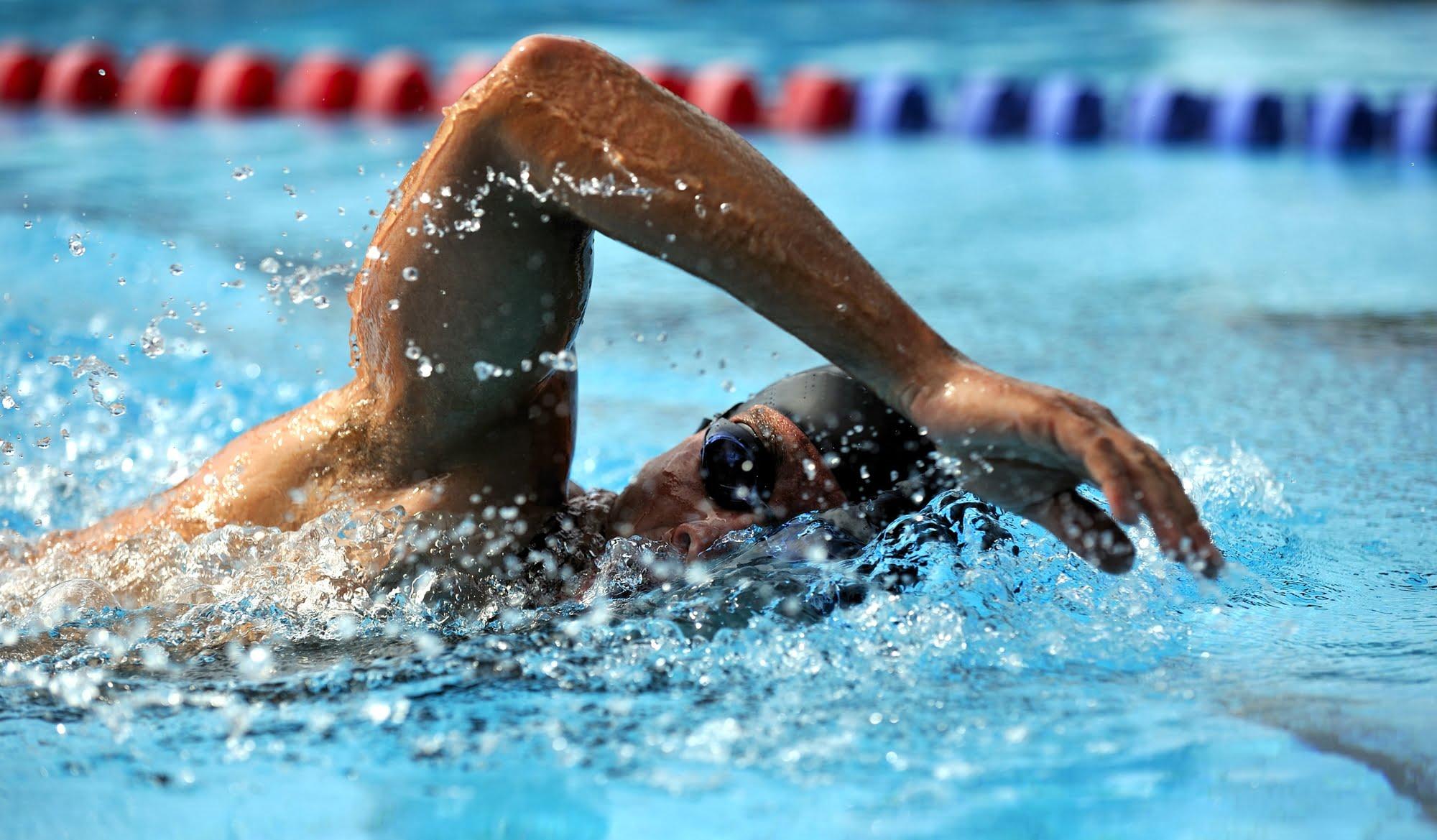 zwembrillen voor triatleten