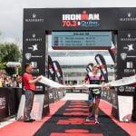 herstel in de week na een triathlon