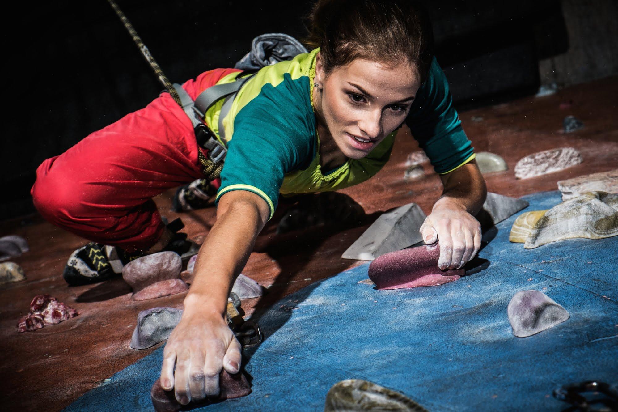 klimmen alternatieve trainingen voor triatleten