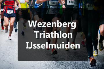 Wezenberg Triathlon IJsselmuiden