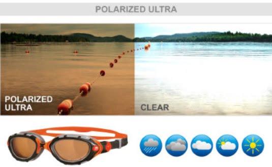 Zoggs zwembril