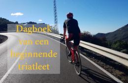 Dagboek beginnende triatleet