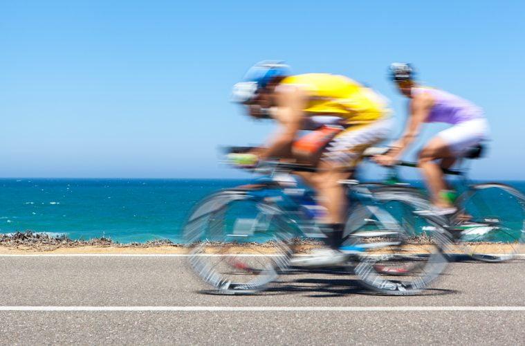 sneller fietsen zonder moeite