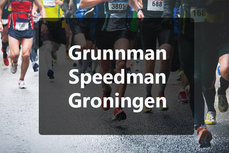 Grunnman Speedman Groningen triathlon