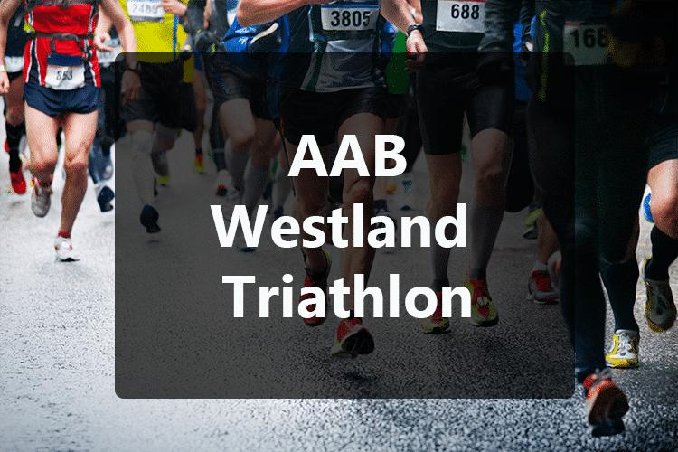 AAB Westland triathlon