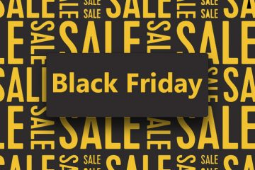 Black friday banner triathlon