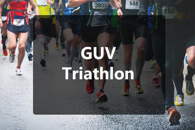 GUV triathlon