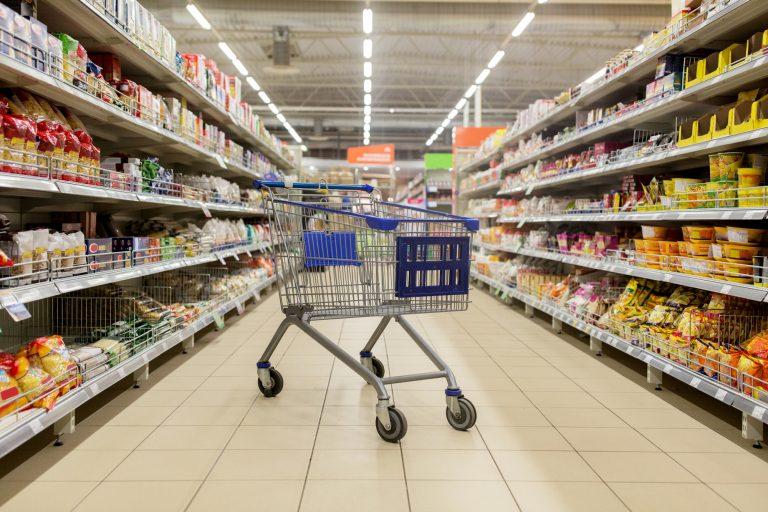eiwitrijke producten in de supermarkt