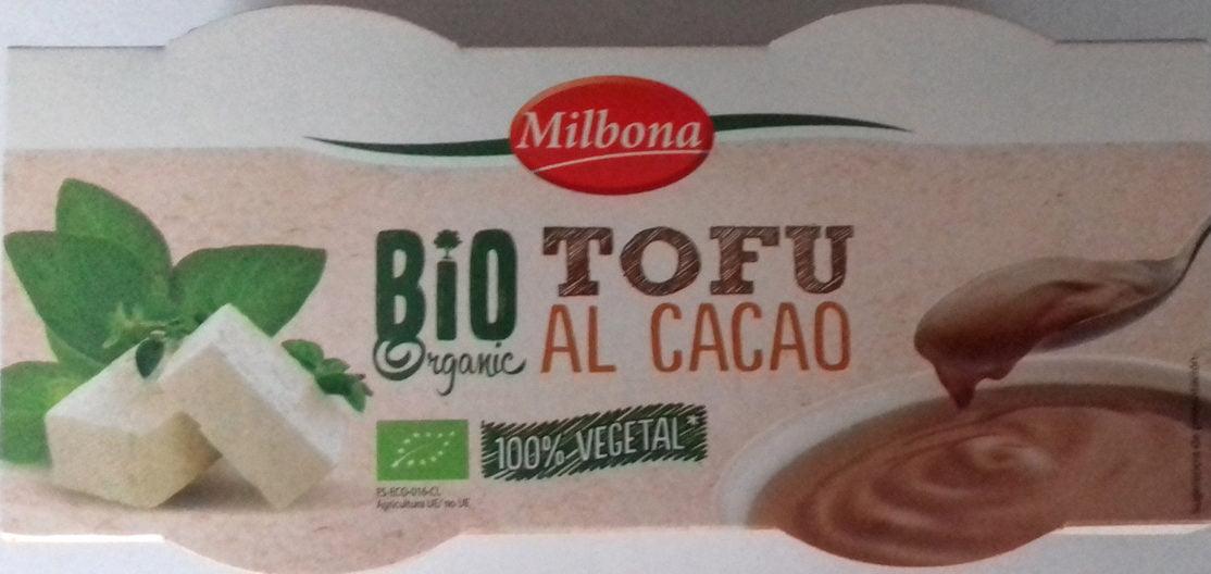 tofu al cacao