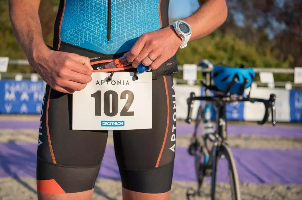 Startnummerband Decathlon Aptonia