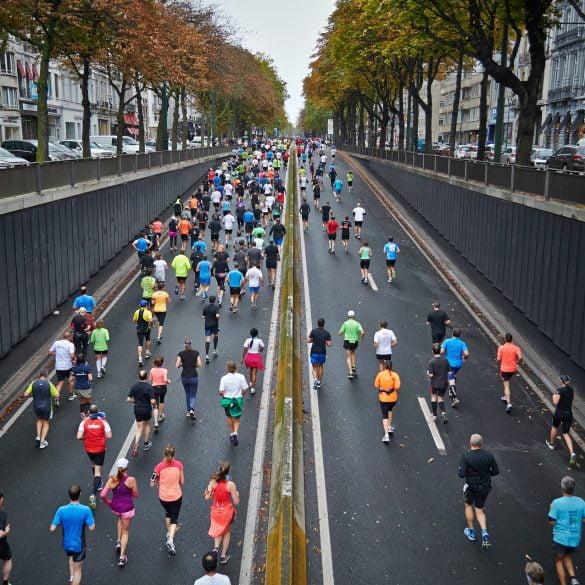 global running day 3 juni 2020