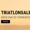 Wiggle triathlon sale juli 2020