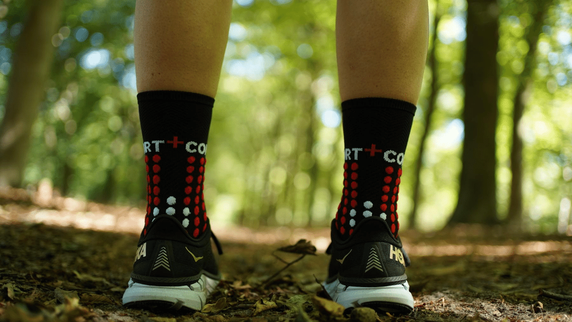Review Compressport Ultra-Trail sokken