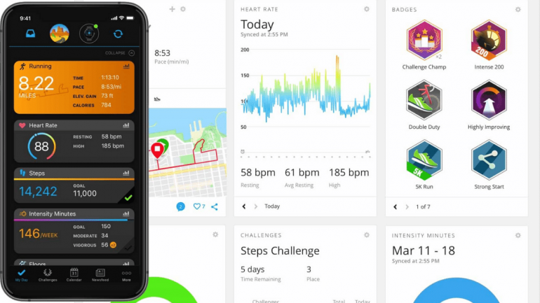 Garmin Connect workout downloaden en delen