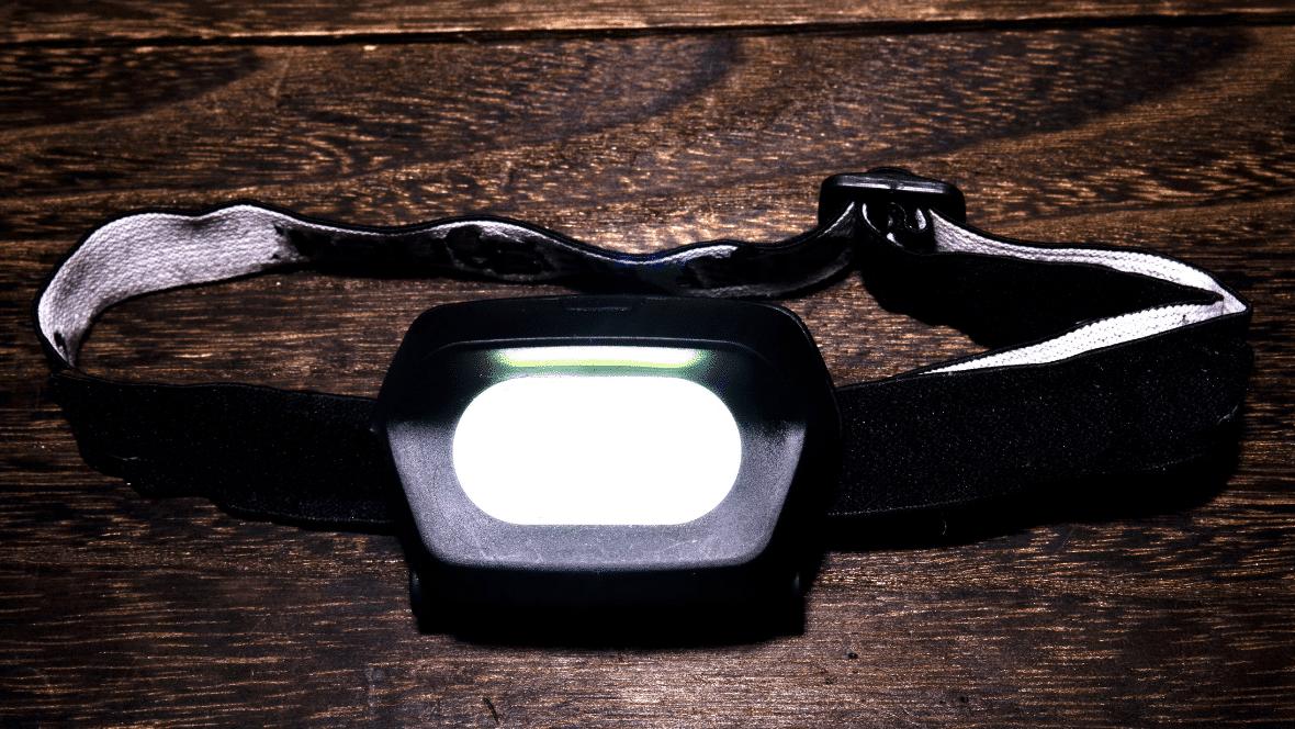 Verlichting hardlopen